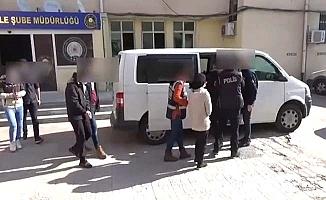 Terör operasyonuna 13 tutuklama