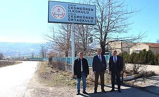 CHP Çeşmeören'e gitti, iktidara sözlerini hatırlattı