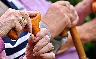 İşte yaşlı nüfusu en fazla olan ilçelerimiz