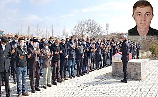 Çorumlu polis dualarla toprağa verildi