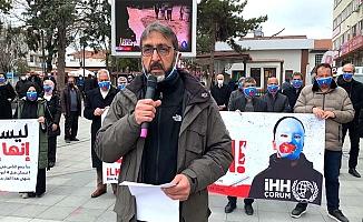 Doğu Türkistan için meydandalar
