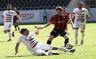 Maç sonucu, Çorum FK 2-3 Hekimoğlu Trabzon