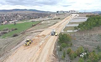 Okulların yolu 20 metreye genişliyor