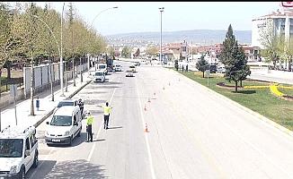 29 kişiye sokak kısıtlamasını ihlal cezası