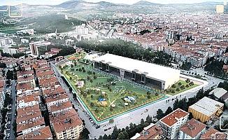 Eski stadın yeri böyle olacak