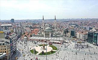 İstanbul'a Taksim Camii hediyesi