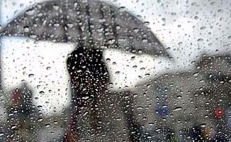 İşte yağışın etkili olacağı bölgeler