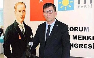 İYİ Parti'den belediyeye sert eleştiri