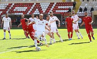 Maç sonucu, Gümüşhane 1- 0 Çorum FK
