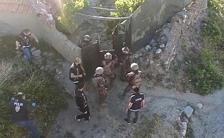 Şafak operasyonu, 14 gözaltı