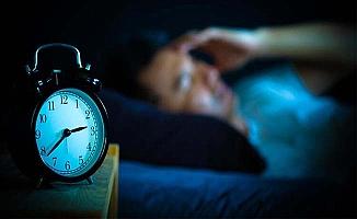 Uyku problemi yaşayanlara tavsiyeler