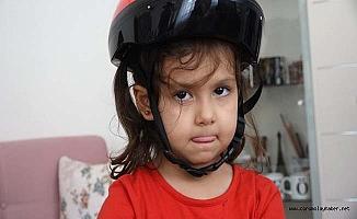 Zeynep Eda'nın polis korkusunu bitiren ziyaret
