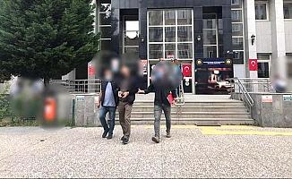 15 yıl hapis cezası bulunan şahıs yakalandı