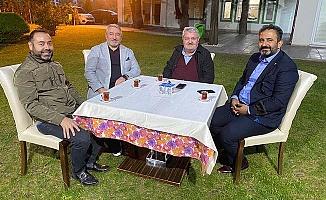 Adnan Türkoğlu ile sohbet