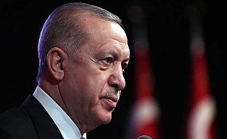 Erdoğan'dan duygu yüklü paylaşım