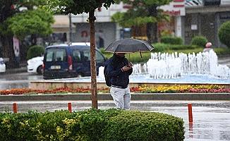 Yerel gök gürültülü sağanak yağış