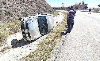 Aynı virajda kaza