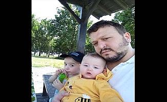 Baba öldü, eşi ve çocukları yaralı