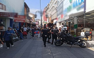 Kubbeli Caddesi'nde silahlı saldırı