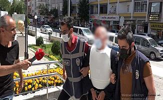 Rehine krizinin zanlısı tutuklandı