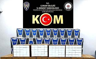 Ankara'dan getirirken yakalandılar