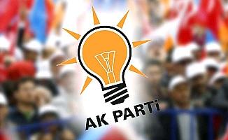 AK Parti'de seçim hazırlığı