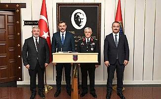 Ankara'da 4 ziyaret
