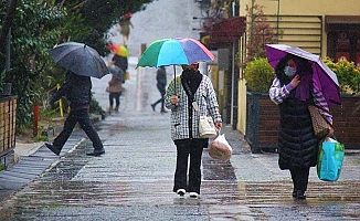Bölgede en az yağış alan il Çorum
