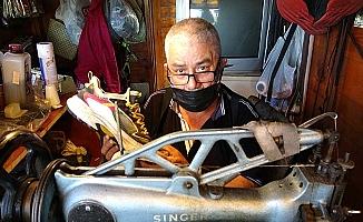 Büyükada'nın kundura tamircisi