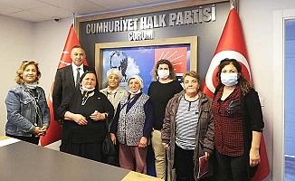 CHP'ye yeni katılımlar