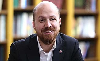 Gençlik söyleşisi, konuşmacı Bilal Erdoğan