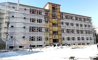 Valilik paylaştı, yeni yapılan okullarda son durum