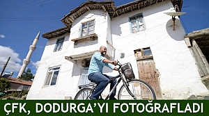 ÇFK, Dodurga'yı fotoğrafladı