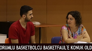 Çorumlu Basketbolcu Basketfaul'e konuk oldu