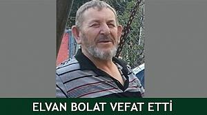 Elvan Bolat vefat etti
