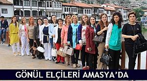 Gönül Elçileri Amasya'da