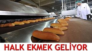 Halk Ekmek geliyor