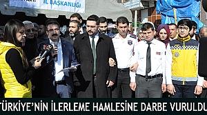 'Türkiye'nin ilerleme hamlesine darbe vuruldu'