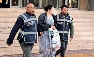 1 yıldır aranan kadın yakalandı