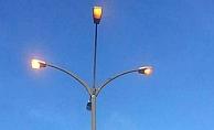 YEDAŞ'tan sokak lambası açıklaması