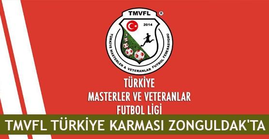 TMVFL Türkiye Karması Zonguldak'ta