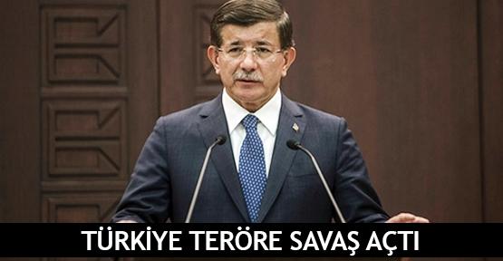 Türkiye teröre savaş açtı