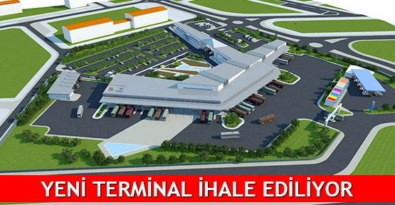 Yeni terminal ihale ediliyor