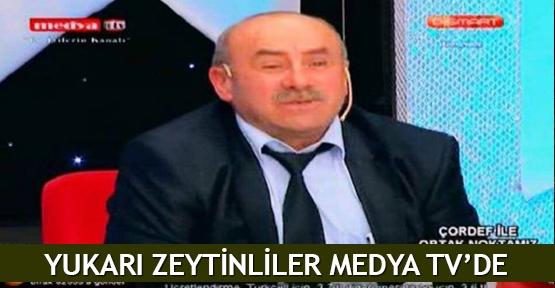 Yukarı Zeytinliler Medya TV'de