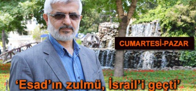 'Esad'ın zulmü İsrail'i geçti'