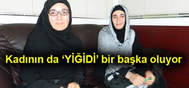 Mavi Marmara'nın yiğit kadınları