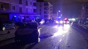 Çorum'da kaza: 2 ölü, 1 yaralı