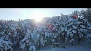 Çatak karla başka güzel