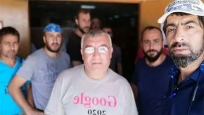 Çorumlu işçiler Arabistan'da mahsur