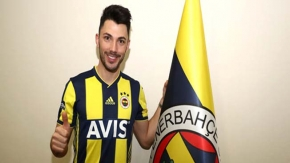 Fenerbahçeli futbolcudan Çorum'a mesaj